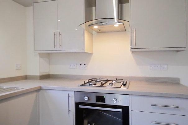 Tollcross kitchen image